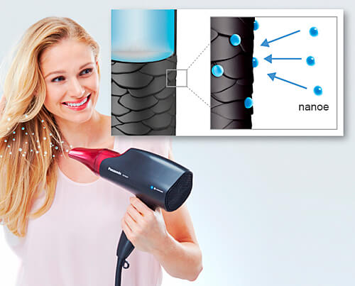EH-NA65 фен Panasonic Nanoe care