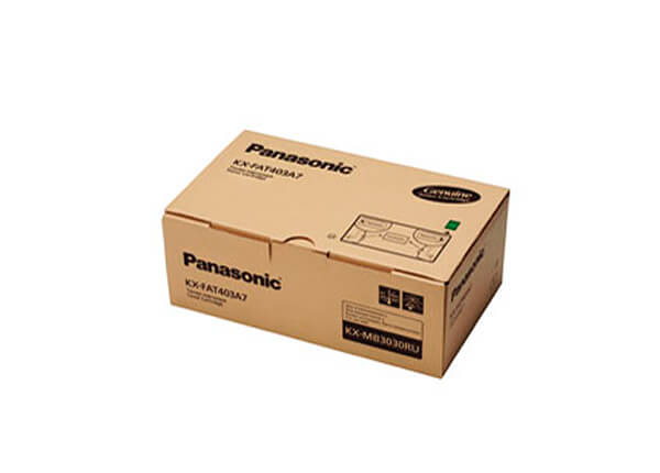 Тонер-картридж Panasonic KX-FAT403