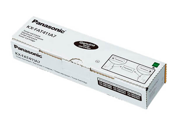 Тонер-картридж Panasonic KX-FAT411