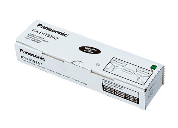 Тонер-картридж Panasonic KX-FAT92