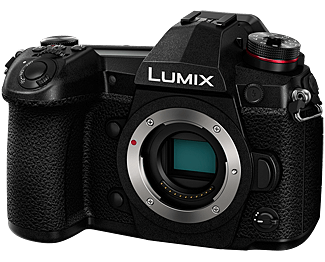 Системный беззеркальный 4K фотоаппарат Panasonic LUMIX Panasonic DC-G9 компактный цифровой фотоаппарат sony cyber shot dsc w810 black