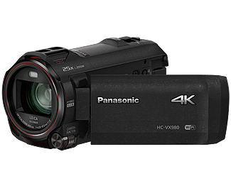 4K видеокамера Panasonic Panasonic HC-VX980EE-K видеокамера panasonic hc v760 black