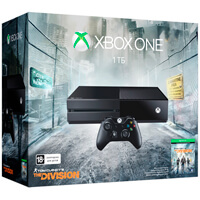 Xbox One 1 ТБ + Tom Clancy's® The Division