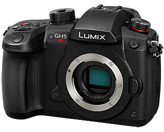 Системный беззеркальный 4K фотоаппарат Panasonic LUMIX Panasonic DC-GH5SEE action камера panasonic hx a1mee d orange