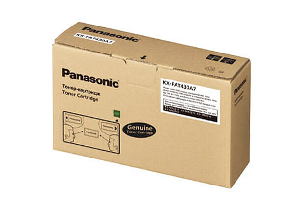 Тонер-картридж Panasonic KX-FAT430
