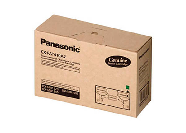 Тонер-картридж Panasonic KX-FAT410